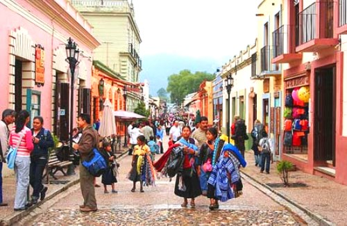 Estado de Chiapas, México