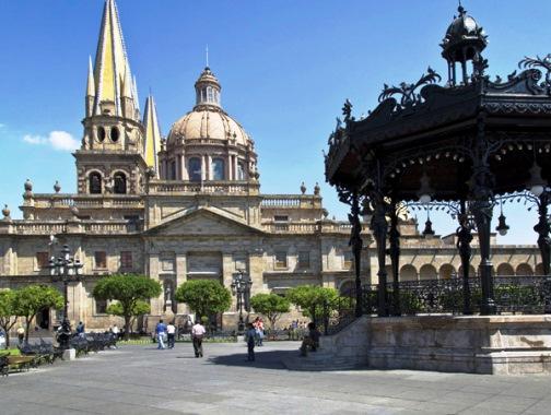 Estado de Jalisco. México